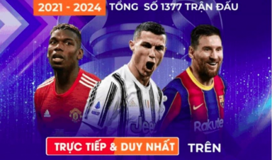 FPT độc quyền phát sóng giải đấu cấp câu lạc bộ UEFA