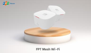 FPT Telecom ra mắt mô hình FPT Wifi Mesh thông qua Access Point AC1200H