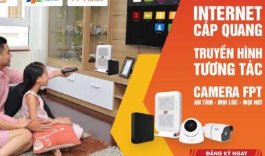 Giá cước dịch vụ FPT Telecom Cà mau