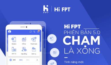 Hướng dẫn đổi mật khẩu wifi FPT thông qua ứng dụng Hi FPT