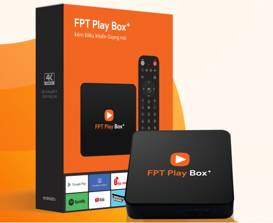 FPT Play Box + (1GB)